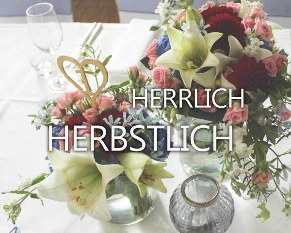 HERRLICH HERBSTLICH