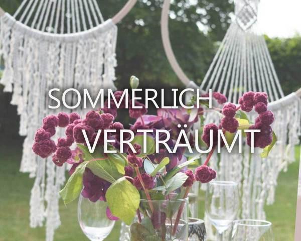 SOMMERLICH VERTRÄUMT